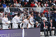 Consultinvest Pesaro<br /> EA7 Emporio Armani Milano vs Consultinvest Pesaro, LBA serie A 14^ giornata stagione 2016/2017, Mediolanum Forum Milano 2 gennaio 2017