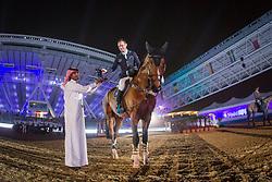 Lynch Denis (IRL) - All Star 5<br /> CHI Al Shaqab - Doha 2013<br /> © Dirk Caremans
