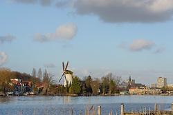 Terbregge, Rotterdam, Zuid Holland, Netherlands