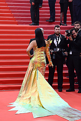 Premiere film 'A hidden life'. 19 May 2019 Pictured: Aishwarya Rai. Photo credit: AFPS/MEGA TheMegaAgency.com +1 888 505 6342