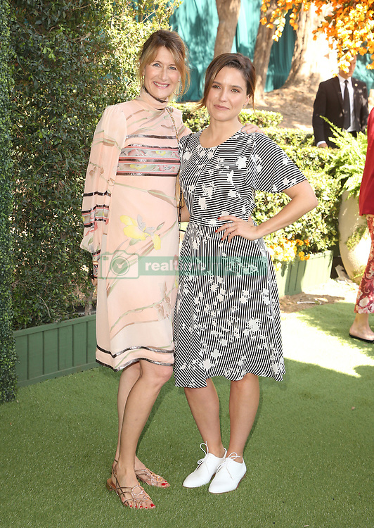 The 8h Annual Veuve Clicquot Polo Classic at Will Rogers State Historic Park in Pacific Palisades, California on October 14, 2017. 14 Oct 2017 Pictured: Laura Dern and Sophia Bush. Photo credit: FS/MPI/Capital Pictures / MEGA TheMegaAgency.com +1 888 505 6342