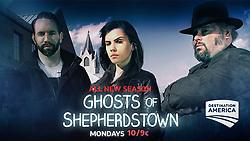 September 1, 2017 - Nick Groff, Elizabeth Saint, Bill Hartley..'Ghosts Of Shepherdstown' (Season 2) TV Series - 2017 (Credit Image: © Pictures/Entertainment Pictures via ZUMA Press)