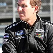 Nationwide driver Mike Bliss at Daytona International Speedway on February 18, 2011 in Daytona Beach, Florida. (AP Photo/Alex Menendez)