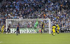 NYC FC versus Columbus Crew SC - 22 OCt 2017