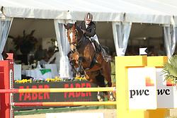 Leyen, Victoria von der, Cockney<br /> Hagen - Horses and Dreams<br /> SML Tour<br /> © www.sportfotos-lafrentz.de/ Stefan Lafrentz
