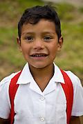 Venezuela_VE...Retrato de garoto estudante na Venezuela...Portrait of a student boy in Venezuela...Foto: JOAO MARCOS ROSA / NITRO
