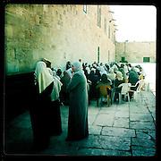 Jerusalem, Israel. September 20th 2011.The Temple Mount...