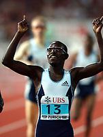 800-m-Sieger Wilfred Bungei (KEN). © Andy Mueller/EQ Images