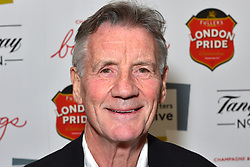 File photo dated 4/10/2016 of former Monty Python star Michael Palin who has donated his personal archive - including more than 50 notebooks relating to the comedy show - to the British Library.