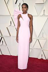 KiKi Layne walking the red carpet as arriving to the 91st Academy Awards (Oscars) held at the Dolby Theatre in Hollywood, Los Angeles, CA, USA, February 24, 2019. Photo by Lionel Hahn/ABACAPRESS.COM