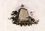 Frontispiece of Part One From the book ' Oriental scenery: one hundred and fifty views of the architecture, antiquities and landscape scenery of Hindoostan ' by Thomas Daniell, and William Daniell, Published in London by the Authors January 1, 1812