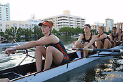 2002 Miami Hurricanes Rowing