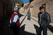 In a street of Lares