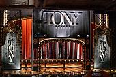 September 26, 2021 - NY: The 74th Annual Tony Awards