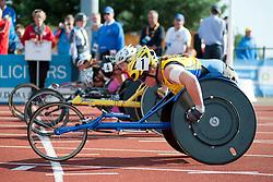WALLENGREN Gunilla, 2014 IPC European Athletics Championships, Swansea, Wales, United Kingdom