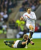 20121124 England vs South Africa, Twickenham. UK