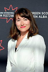 Edinburgh International Film Festival 2019<br /> <br /> Master of Love (World Premiere)<br /> <br /> Pictured: Sarah Ovens<br /> <br /> Alex Todd   Edinburgh Elite media