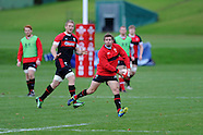 131112 Wales rugby team training