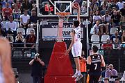 Thompson Darius<br /> Virtus Roma - Happy Casa Brindisi<br /> Lega Basket Serie A 2019/2020<br /> Roma, 29/09/2019<br /> Foto Gennaro Masi / Ciamillo-Castoria