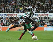 Newcastle United v Marítimo 221112