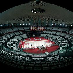 20110119: ITA, Basketball - Practice session of Union Olimpija in Arena Palalottomatica