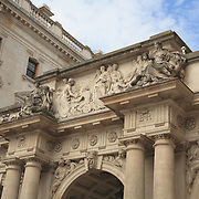 King Charles Street Arches - London, UK