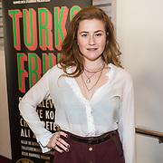 NLD/Amsterdam/20190224 - inloop toneelstuk Turks Fruit, Britt Lachner