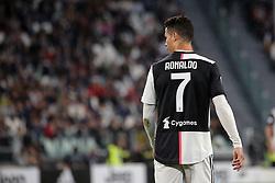 May 19, 2019 - Turin, Turin, Italy - Cristiano Ronaldo #7 of Juventus FC during the serie A match between Juventus FC and Atalanta BC at Allianz Stadium on May 19, 2019 in Turin, Italy. (Credit Image: © Giuseppe Cottini/NurPhoto via ZUMA Press)