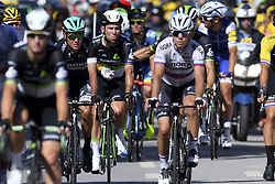 July 4, 2017 - Mondorf Les Bains / Vittel, Luxembourg / France - VITTEL, FRANCE - JULY 4 : CAVENDISH Mark (GBR) Rider of Team Dimension Data during stage 4 of the 104th edition of the 2017 Tour de France cycling race, a stage of 207.5 kms between Mondorf-Les-Bains and Vittel on July 04, 2017 in Vittel, France, 4/07/2017 (Credit Image: © Panoramic via ZUMA Press)