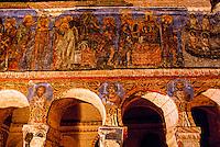 Tokali Kilise (Church of the Buckle), Goreme Open Air Museum, Goreme, Cappadocia, Turkey