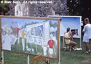 On Location Artwork, Bethlehem, PA, Music Festival