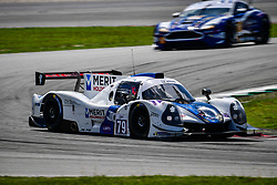 February 22, 2019 - Sepang, MALAISIE - 79 ECURIE ECOSSE/NIELSEN RACING (GBR) LIGIER JS P3 LMP3 ANTONY WELLS (GBR) COLIN NOBLE  (Credit Image: © Panoramic via ZUMA Press)