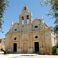 Arkadi Monastery - Crete - Greece