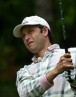 MOLENSCHOT - Pieter Steenbergen.   Voorjaarswedstrijd golf 2003 op GC Toxandria. . COPYRIGHT KOEN SUYK