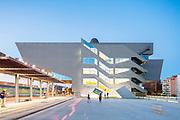 Museu del Disseny | MBM arquitectes | Barcelona, Spain