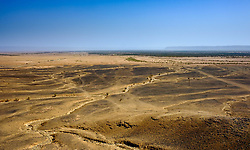 The Moroccan desert near Tagounite in the far south of Morocco<br /> <br /> (c) Andrew Wilson | Edinburgh Elite media