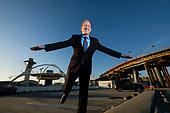 Justin Erbacci, CEO of Los Angeles World Airports (LAX).