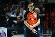 DESCRIZIONE : Bologna campionato serie A 2013/14 Acea Virtus Roma Enel Brindisi <br /> GIOCATORE : <br /> CATEGORIA : arbitro referee<br /> SQUADRA : <br /> EVENTO : Campionato serie A 2013/14<br /> GARA : Acea Virtus Roma Enel Brindisi<br /> DATA : 20/10/2013<br /> SPORT : Pallacanestro <br /> AUTORE : Agenzia Ciamillo-Castoria/GiulioCiamillo<br /> Galleria : Lega Basket A 2013-2014  <br /> Fotonotizia : Bologna campionato serie A 2013/14 Acea Virtus Roma Enel Brindisi  <br /> Predefinita :