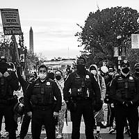 Million MAGA - Counter protests - 201114