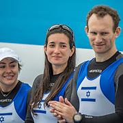 Israel at WCII 2017