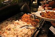 China, Beijing, Chinese restaurant buffet