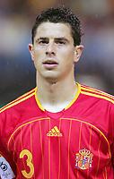 -Fotball<br /> Play off VM 2006<br /> Spania v Slovakia<br /> 12.11.2005<br /> Foto: DPPI/Digitalsport<br /> NORWAY ONLY<br /> <br /> ASIER DEL HORNO (SPA)