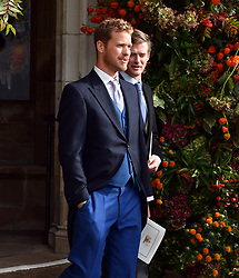 The wedding of Princess Eugenie to Jack Brooksbank at Windsor Castle. 12 Oct 2018 Pictured: Duke and Duchess of Cambridge Prince William and Kate Middleton. Photo credit: WPA POOL/Mega TheMegaAgency.com +1 888 505 6342
