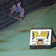 Freestyle snowboard wedstrijden skiclub de Wolfskamer Huizen