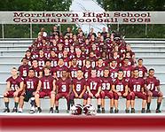 MHS Football 2008