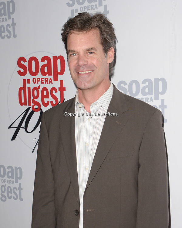 TUC WATKINS at Soap Opera Digest's 40th Anniversary party at The Argyle Hollywood in Los Angeles, California