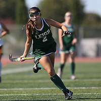 (Photograph by Bill Gerth for Max Preps) Leigh vs Cupertino in a preseason field hockey game at Cupertino High School, Cupertino CA on 8/25/16.