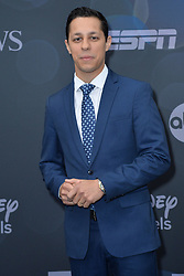 May 14, 2019 - New York, NY, USA - May 14, 2019  New York City..David Del Rio attending Walt Disney Television Upfront presentation party arrivals at Tavern on the Green on May 14, 2019 in New York City. (Credit Image: © Kristin Callahan/Ace Pictures via ZUMA Press)
