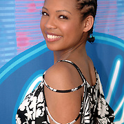NLD/Baarn/20051229 - Persconferentie finalisten Idols 2005, Raffaela