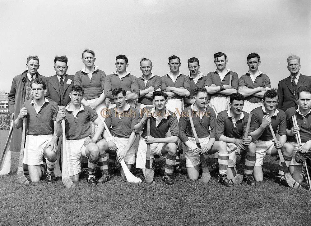 179/2528-2533.Senior Hurling Cork Team.National Hurling League Final.19 April 1953.